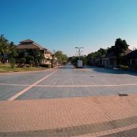 Площадь на территории аэропорта