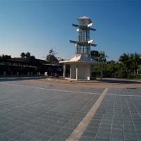 Площадь аэропорта