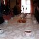 Чаепитие у Первушиных