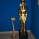 Статуи в Египетском отеле