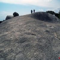 Каменная скала на Самуи