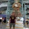 Дракон в аэропорту Бангкока