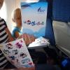 Игрушки в Самолете Bangkok Airways
