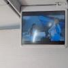 Телевизор в самолете Бангкок-Самуи