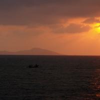 Рассвет и острова