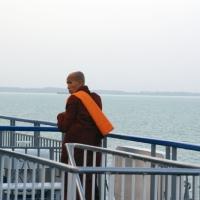 Монах в ожидании