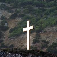 Крест на Фиоленте