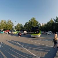 Автобусы фестиваля Пять звезд