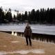 Озеро в Покровском