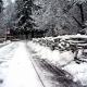 Снежные улицы