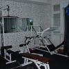 Тренажерный зал в доме отдыха