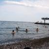 Пляж дома писателей Чехова