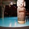 Статуи в отеле
