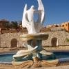 Статуи в отеле faraana