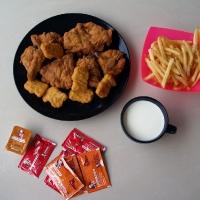 Еда из KFC