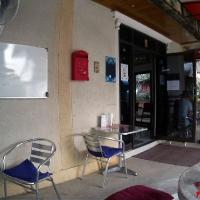 Кафе напротив имиграционного офиса Самуи