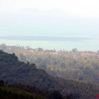 Вид на Koh Samui