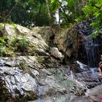 Khun-si waterfall