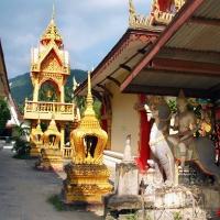 Храм в Ламаи