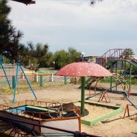 Детская площадка в Канаке