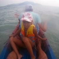 Камера тоже в воде