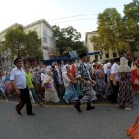 Владимирский собор - крестный ход