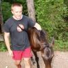 Поднять лошадь
