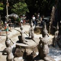 Фигуры по буддистским канонам