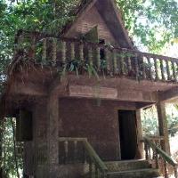 Домики для монахов в Magic garden