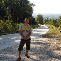 Спуск обратно к подножию гор Самуи