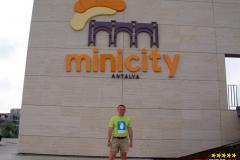 Mini city в Анталии