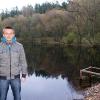 Озеро возле Минского водохранилища