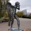 Ангел в Минске