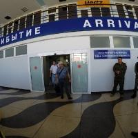Аэропорт Симферополя