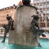Пивной фонтан