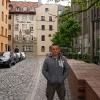 Старые улицы в Германии