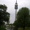 Башня в олимпийском парке