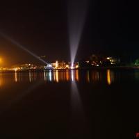Новогоднее озеро Чавенг