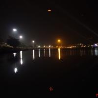 Новогоднее озеро