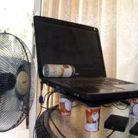 Варианты охлаждения ноутбука