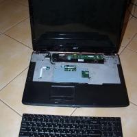 Сборка ноутбука