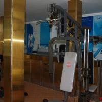 Тренажерный зал в Pal Beach Resort Samui 4*