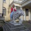 Львы в Одессе