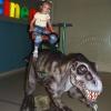 Динозавр в Технополисе