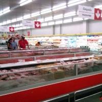 Мясо в Makro Samui