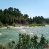 Река в горах Турции