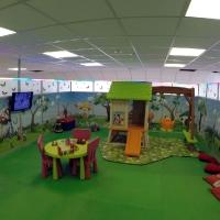 Зал для детей в Автомир