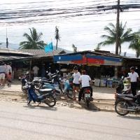 Рынок недалеко от Биг Будды
