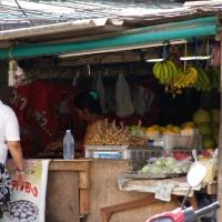 Рынок в Тае