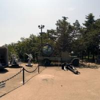 Военные экспонаты